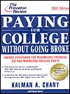 Paying for College: Without Going Broke 2000 (Paying for College, 2000)