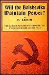 Will the Bolsheviks Maintain Power?
