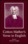 Cotton Mather's Verse in English