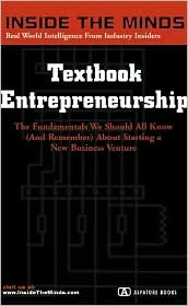 The ABCs of Entrepreneurship by John Sibley Butler