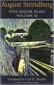 August Strindberg: Five Major Plays