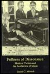 Fullness of Dissonance: Modern Fiction and the Aesthetics of Music