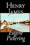 Eugene Pickering by Henry James, Fiction
