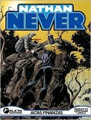 Nathan Never vol. 4: Atlas finanzas