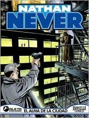Nathan Never vol. 7: El alma de la ciudad