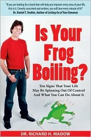 boiled frog syndrome book