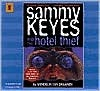 Sammy Keyes and the Hotel Thief with 4 CDs by Wendelin Van Draanen