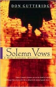 Solemn Vows (Marc Edwards, #2)
