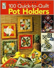 100 Quick-to-Quilt Pot Holders (ePUB)