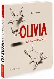 Olivia: Les Contraires