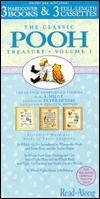 Winnie-The-Pooh and Some Bees/Pooh Goes Visiting and Pooh and Piglet Nearly Catch a Woozle/Piglet Meets a Heffalaup (The Original Pooh Treasury, Vol 1, No 1,2&3)