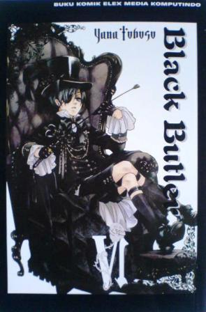 Black Butler, Vol. 6 (Black Butler, #6)