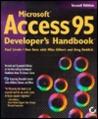 Microsoft Access 96: Developer's Handbook