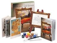 Vincent Van Gogh 1853-1890 His Life, Times, and Paintings, Complete with 6 Miniture Masterpieces for You to Recreate