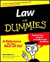 Law for Dummies? by John Ventura