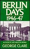 Berlin Days, 1946-47