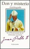 Don Y Misterio: Autobiografía, Juan Pablo II
