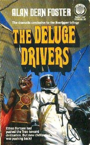 The Deluge Drivers (Icerigger, #3)