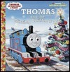 Thomas and the Missing Christmas Tree: A Thomas the Tank Engine Storybook