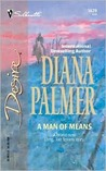 A Man Of Means (Long, Tall Texans, #20)