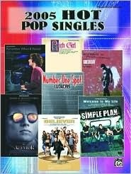 2005 Hot Singles -- Pop: Piano/Vocal/Chords