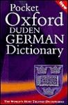 Pocket Oxford-Duden German Dictionary