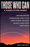Those Who Can: A Science Fiction Reader