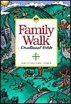 Holy Bible: NIV Family Walk Devotional Bible
