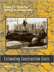 Estimating Construction Costs W/ Cd Rom