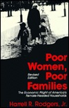 Poor Women, Poor Children by Harrell R. Rodgers Jr.