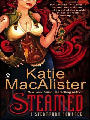 Steamed (Steampunk Romance, #1)