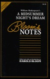 William Shakespeare's A Midsummer Night's Dream (Bloom's Notes)