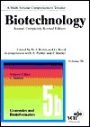 Biotechnology, Genomics And Bioinformatics (Biotechnology: A Multi Volume Comprehensive Treatise; 2nd Completely Rev. Ed.)