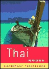The Rough Guide to Thai Dictionary Phrasebook 2 by Lexus Ltd.