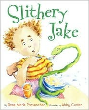 Slithery Jake by Rose-Marie Provencher