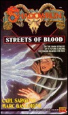 Streets of Blood by Carl Sargent