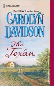 The Texan by Carolyn Davidson