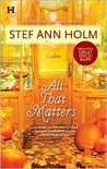 All That Matters (Moretti #2)