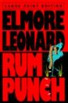 Rum Punch (Large Print)