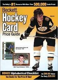 Beckett Hockey Card Price Guide: Includes Prices and Listings From 1910 to Present