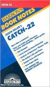 Joseph Heller's Catch-22 (Barron's Book Notes)