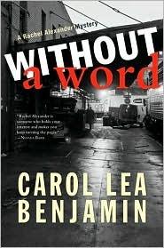 Without a Word (Rachel Alexander & Dash, #8)
