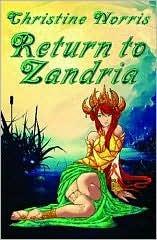 Return to Zandria by Christine Norris