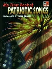 My First Book of Patriotic Songs: Piano with Duet Acc.