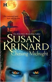 Chasing Midnight by Susan Krinard