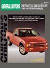 Chilton's General Motors: Chevy S10/Gmc S15 Pick-Ups 1982-94 Repair Manual