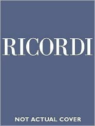 L'Italiana in Algeri: Vocal Score Critical Edition