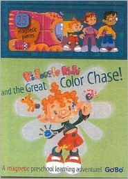 Kidoozle Kids and the Great Color Chase!