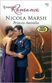 Princess Australia by Nicola Marsh