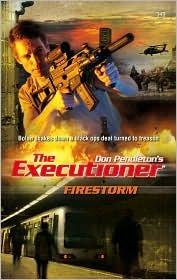 Firestorm (Mack Bolan The Executioner, #349)